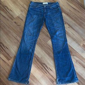 Paper Denim & Cloth Vintage Light Wash Boot Cut 29
